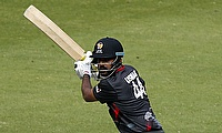 Muhammad Usman scored 45 off 58 balls in the chase