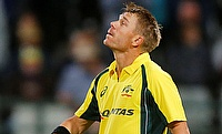 David Warner scored his sixth century in the last nine games