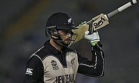 Martin Guptill scored 61 runs in the first game in Auckland