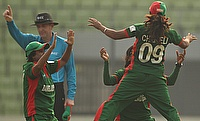 Bangladesh start the tournament with a comfortable victory