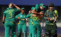 South Africa Women were too strong for Pakistan