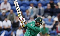 Sharjeel Khan scored three consecutive fifties for Pakistan in ODI series in Australia
