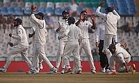 India last lost a Test match at home in 2012