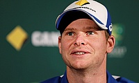 Steven Smith has landed in Mumbai along with the Australian Test squad earlier in the week