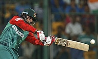 Tamim Iqbal scored unbeaten 62 runs