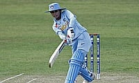 Mithali Raj scored an unbeaten 73 in the chase