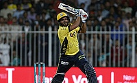 Shahid Afridi's 54-run knock off 28 deliveries went in vain