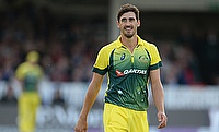 Mitchell Starc has cited his international schedule as the reason for pull out