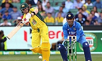 Steven Smith (left) will take over the reins from MS Dhoni