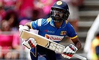 Niroshan Dickwella will miss the next two games for Sri Lanka