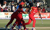 Zimbabwe sealed a thrilling win over Afghanistan