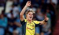Adam Zampa was impressive for Australia in the series against Sri Lanka