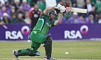 William Porterfield top scored with 100 runs