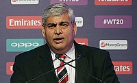 Shashank Manohar was elected unopposed for two years