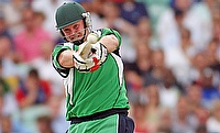 Paul Stirling played another fabulous knock of 99 runs