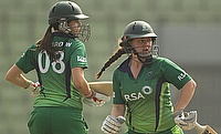 Laura Delany (right) will continue to captain the side