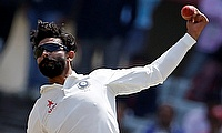 Ravindra Jadeja picked nine wickets in the Ranchi Test