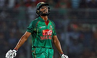 Mahmudullah scored an unbeaten 71