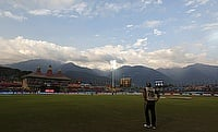 Dharamsala is set to host its first ever Test on Saturday