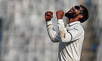 Ravindra Jadeja is the top ranked bowler in ICC Test rankings