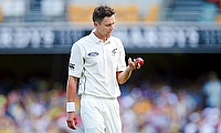 Trent Boult is suffering from a upper leg injury
