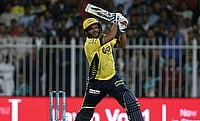 Shahid Afridi had a successful stint with Peshawar Zalmi