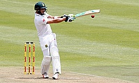 South Africa got lucky with rain - Faf du Plessis