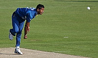 Nuwan Kulasekara picked a four-wicket haul