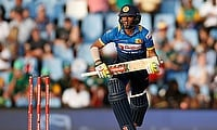 Kusal Mendis was named the player of the tournament in the ODI series against Bangladesh