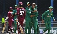 The three-match series will be played in Guyana