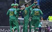 Shadab Khan had an impressive debut in T20Is