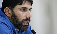 Misbah ul Haq has played 72 Tests for Pakistan