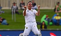 Kyle Abbott picked a seven wicket haul