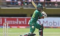Babar Azam had an outstanding game in the second ODI against West Indies