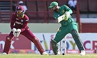 Shoaib Malik (right) scored a match winning century