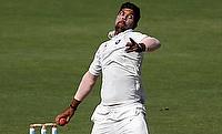 Umesh Yadav had a successful home season for India