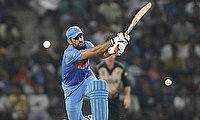 MS Dhoni played a blinder of innings to take Pune home