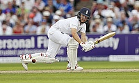 Gary Ballance created a Yorkshire record on the final day