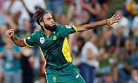 Imran Tahir registered figures of 18 for three for Pune