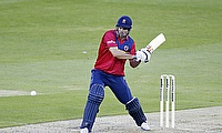 Alastair Cook recorded a fine century for Essex