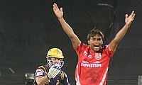 Sandeep Sharma played a vital role in Kings XI Punjab's revival