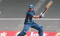 Harmanpreet Kaur scored an unbeaten 46 in the chase