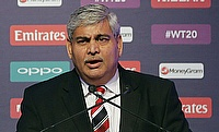 Shashank Manohar will continue in his role until June 2018