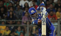Kieron Pollard could not take Mumbai Indians over the line