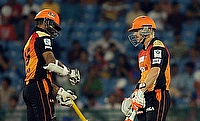 Openers will once again remain key for Sunrisers Hyderabad
