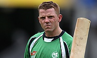 Niall O'Brien's century went in vain