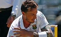 Dale Steyn suffered the shoulder injury in Australia in November last year