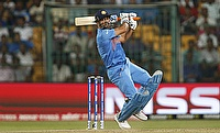 MS Dhoni was at his aggressive best against Mumbai Indians