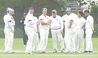 Shropshire D40 Team and Disability Cricket - 14th May 2017