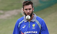 Andrew Tye will continue his rehabilitation from shoulder injury